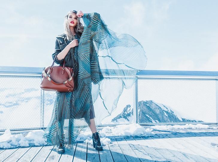 Фото №1 - Как правильно сочетать сумку с остальными вещами: 6 советов от бренда Eleganzza
