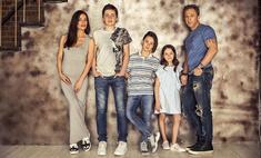 Оскар Кучера: «Всегда хотелось иметь пятерых детей»