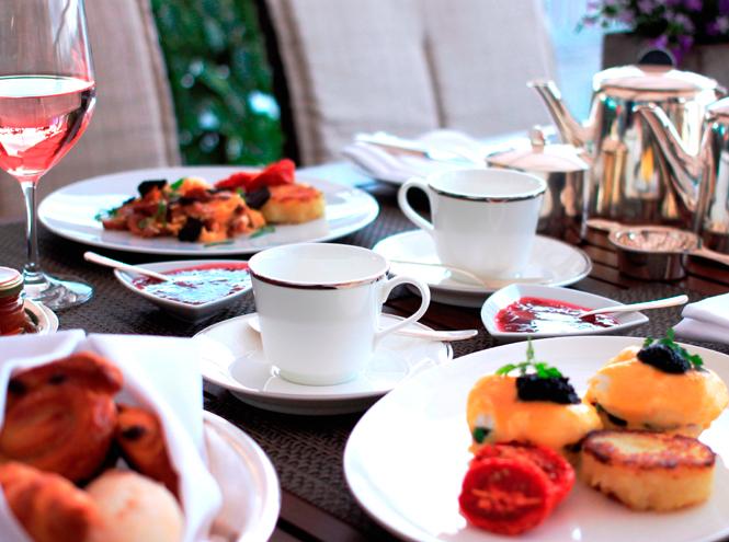 Фото №2 - Красиво есть: завтрак с видом на Москву