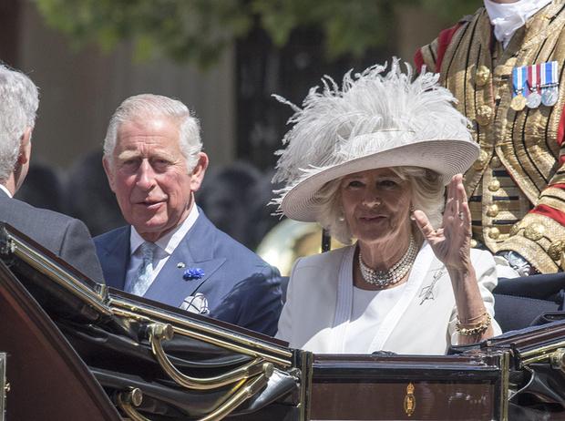 Фото №13 - Кейт уже ненавидит Меган, и еще 8 популярных королевских новостей 2017 года