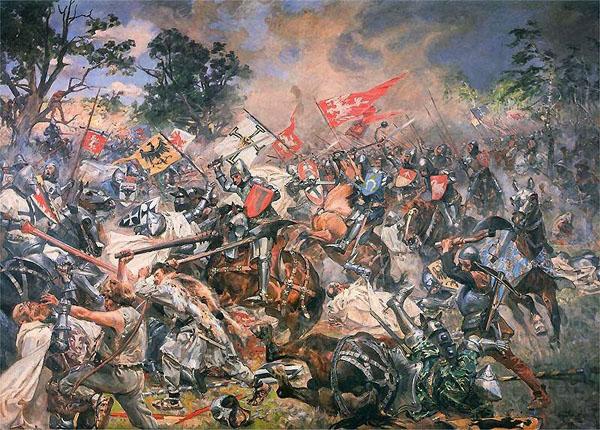 Фото №5 - «Ящерицы» против северных крестоносцев