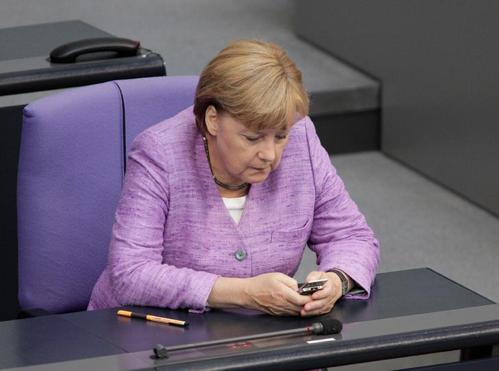 Фото №20 - Ангела Меркель, какой ее мало кто знает (или помнит)