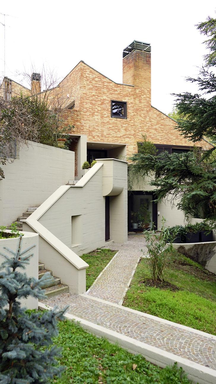Фото №4 - Дом Леопольдо Кавалли в Болонье