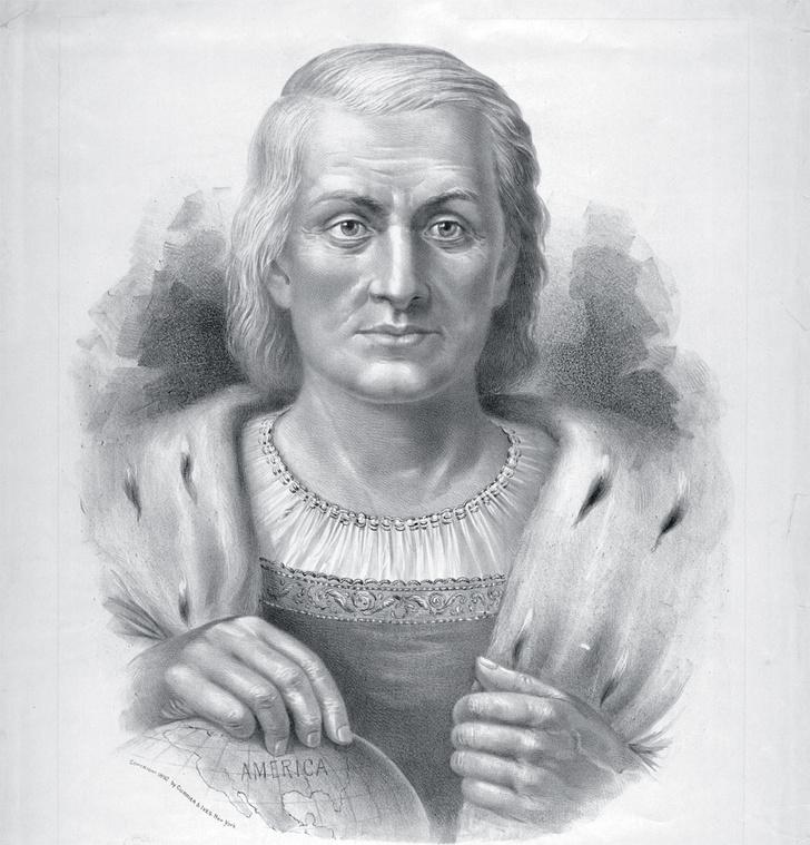 Фото №1 - Капитан Америка: 8 фактов о Христофоре Колумбе