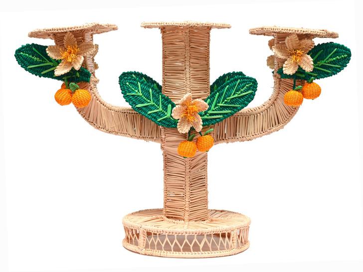 Фото №9 - Экзотические украшения и предметы декора Мерседес Саласар