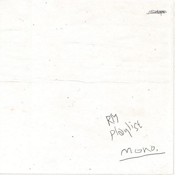 Фото №2 - RM из BTS установил новый рекорд с альбомом Mono