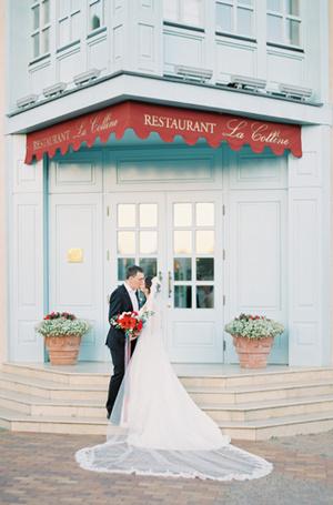 Фото №13 - Свадебный сезон 2017: модные палитры и детали, которые сделают свадьбу по-настоящему стильной