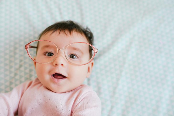 Развитие зрения у новорожденных по месяцам