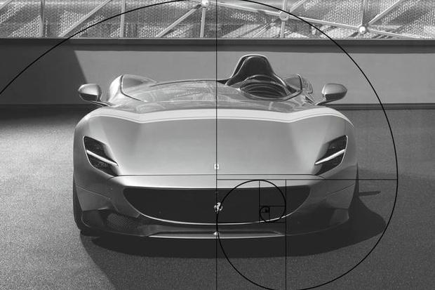 Фото №5 - Опубликован список самых красивых с точки зрения математики автомобилей