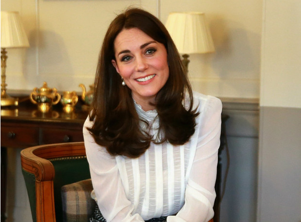Фото №1 - Табу для герцогини: как Кейт запрещает к себе обращаться