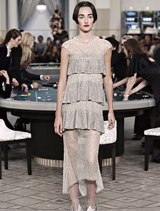 Фото №57 - Неделя Высокой моды в Париже: Chanel FW2015/16