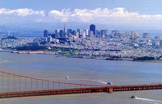 Фото №2 - В галантном, уверенном Сан-Франциско