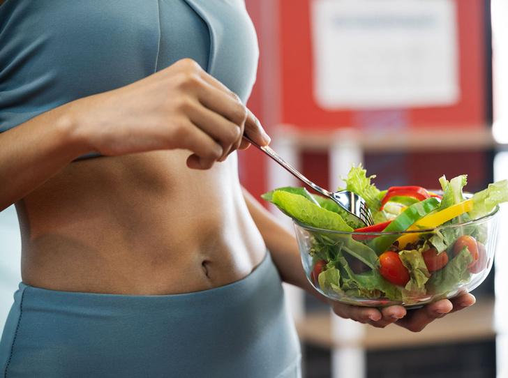 Фото №1 - Спортивная диета: как сделать все правильно