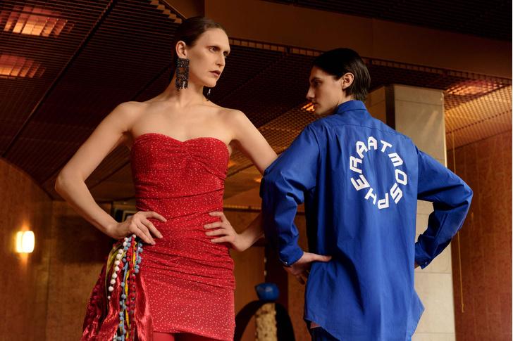Фото №3 - Модный выход с карантина: пять эффектных образов с распродажи в «Цветном»