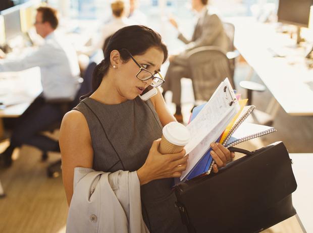 Фото №2 - Как бороться со стрессом на работе