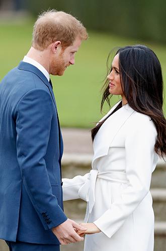 Фото №10 - Язык тела: принц Гарри демонстрирует большую любовь, а его невеста – уверенность
