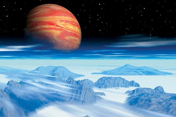 Фото №1 - Оазисы экзопланет