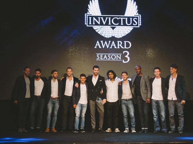 Фото №1 - Объявлен победитель Invictus Award