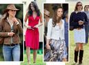 Без стилиста: как Кейт Миддлтон одевалась до брака с принцем