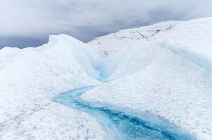 Фото №1 - Каньоны под толщей льда, оттаявшие острова и другие географические открытия XXI века