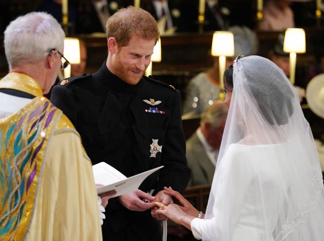 Фото №17 - Факты о свадьбе принца Гарри и Меган Маркл, которые войдут в историю