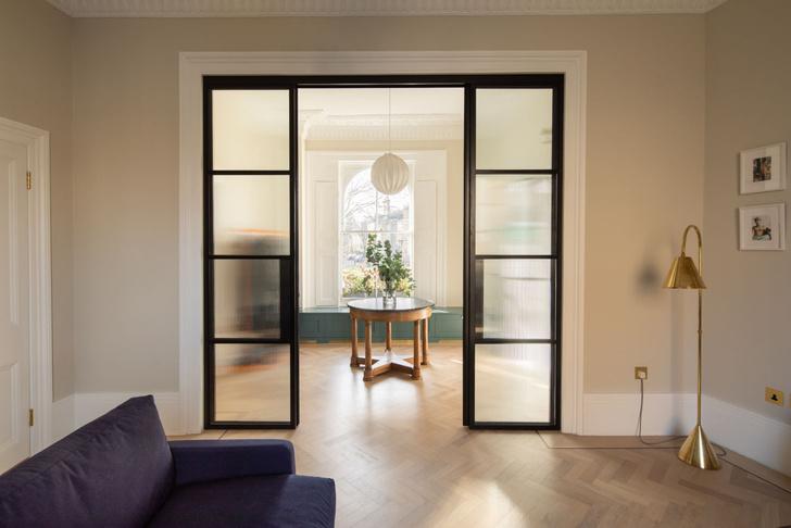 Фото №3 - Квартира в историческом здании в Лондоне