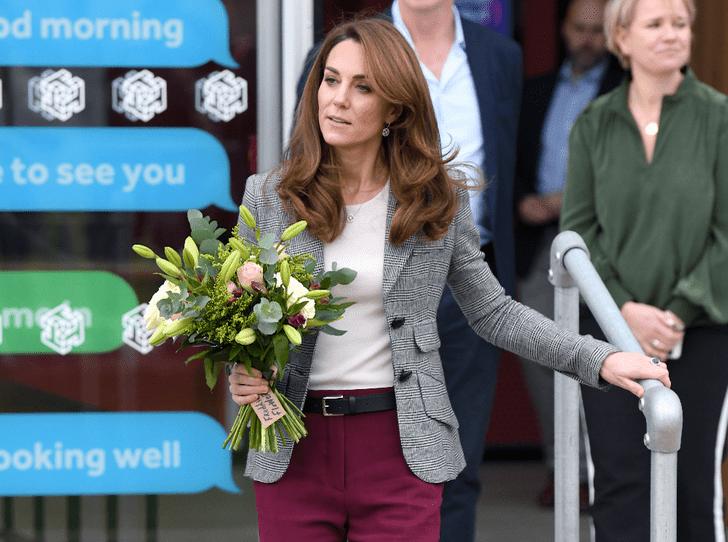 Фото №2 - Почему герцогиня Кейт отменила очередной официальный выход