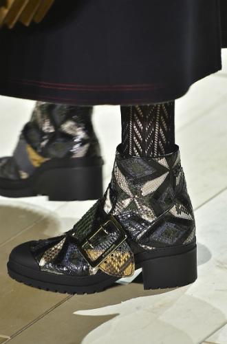 Фото №23 - Самая модная обувь сезона осень-зима 16/17, часть 1