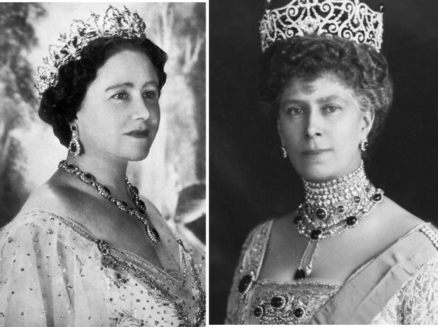 Фото №1 - Две королевы: удивительные отношения Елизаветы Боуз-Лайон и Марии Текской