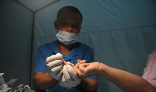 Фото №1 - Роспотребнадзор: В Петербурге - эпидемия ВИЧ, инфицированы более 50 тысяч человек