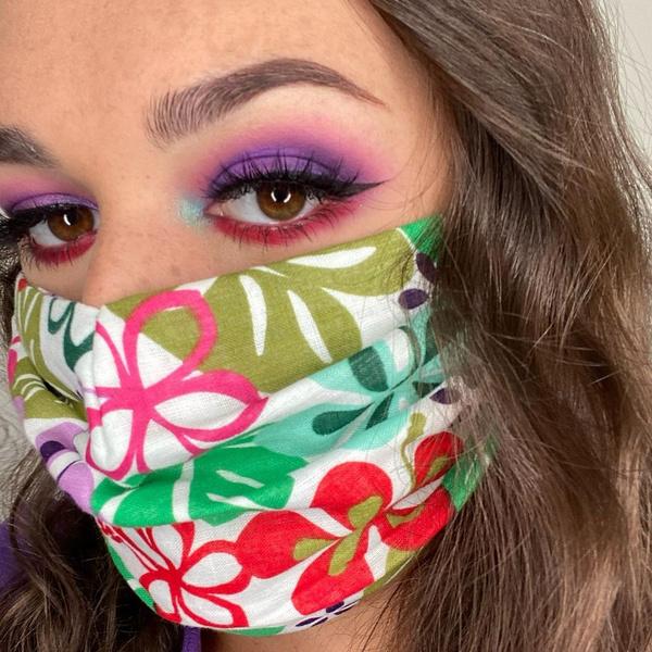 Фото №1 - Выпускной 2021: какой сделать макияж, чтобы даже в маске выглядеть классно
