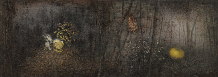 Фото №2 - «Снег на траве»: выставка Юрия Норштейна и Франчески Ярбусовой в Москве
