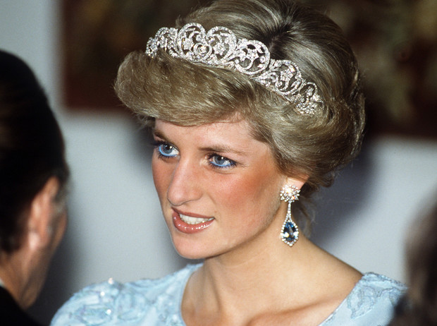 Фото №1 - Прекрасная Диана: главные beauty-приемы принцессы