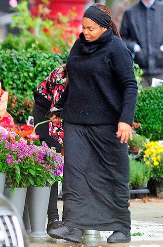 Фото №3 - 50-летняя Дженет Джексон родила первенца от миллиардера из Катара