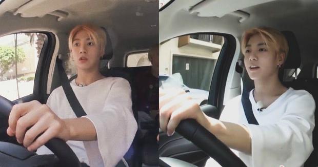 Фото №1 - Чонгук из BTS попал в автомобильную аварию