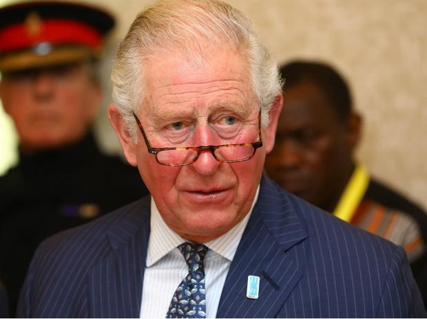 Фото №2 - Прозвище с историей: как называют принца Чарльза его внуки