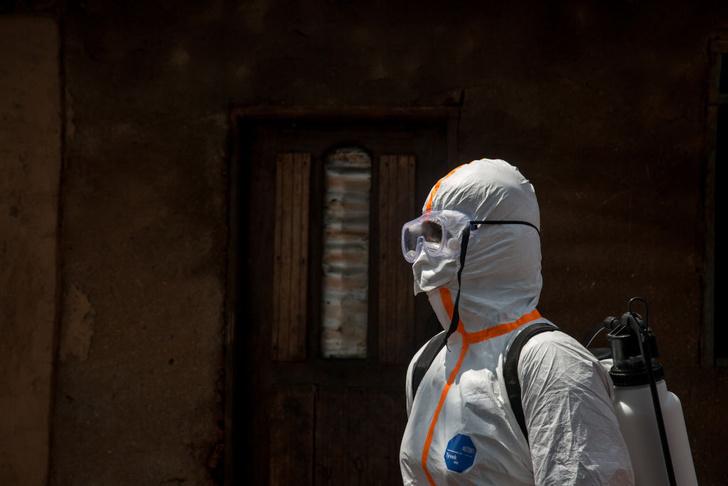 Фото №2 - Цифры: Эбола, Эбола, перейди на другого