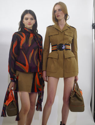 Фото №5 - Неделя моды в Милане: Versace, Roberto Cavalli, DSquared2