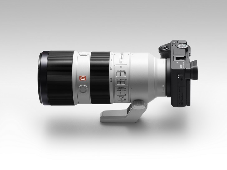 Фото №4 - Профессиональный фотоаппарат в кармане