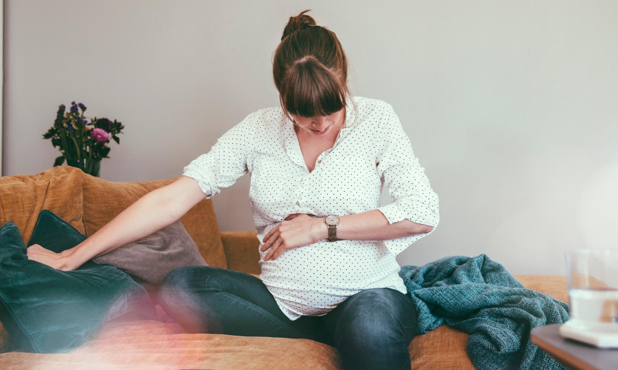 Самые опасные для беременных болезни: краснуха