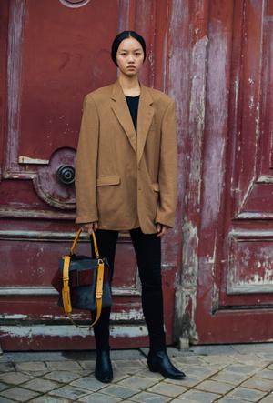 Фото №11 - С чем носить джинсы скинни сегодня: модные советы и удачные сочетания