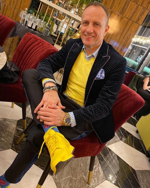 На «Давай поженимся!» пришел российский танцующий миллиардер