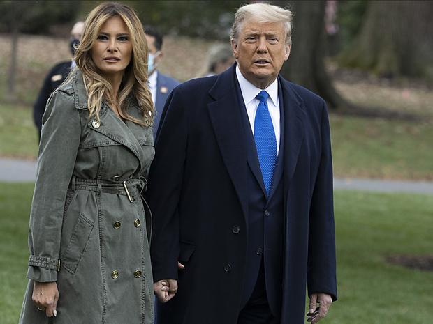Фото №1 - Простой расчет: почему Мелания не станет разводиться с Трампом (скорее всего)