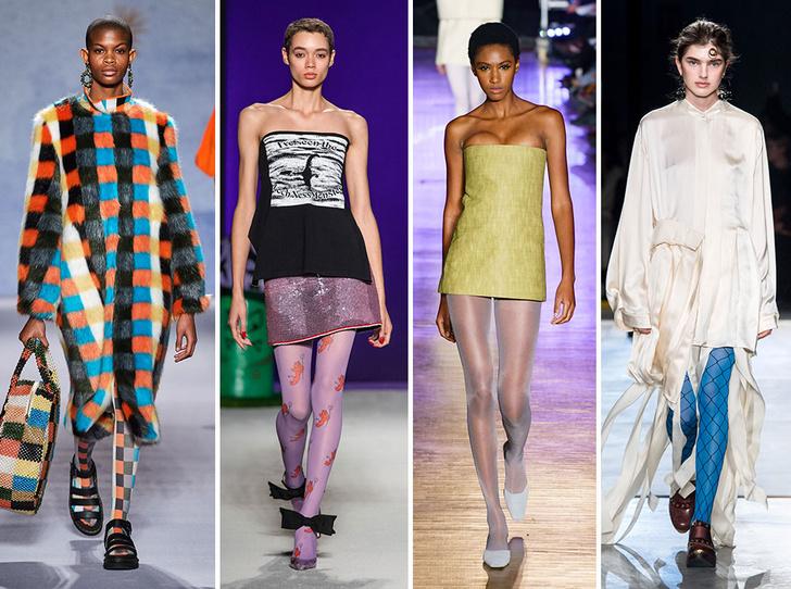 Фото №8 - 10 трендов осени и зимы 2019/20 с Недели моды в Лондоне