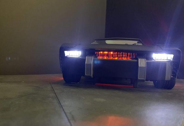 Фото №2 - Как выглядит новый автомобиль Бэтмена