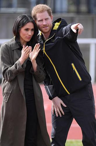 Фото №5 - Тело расскажет: Меган Маркл будет счастлива в браке с принцем