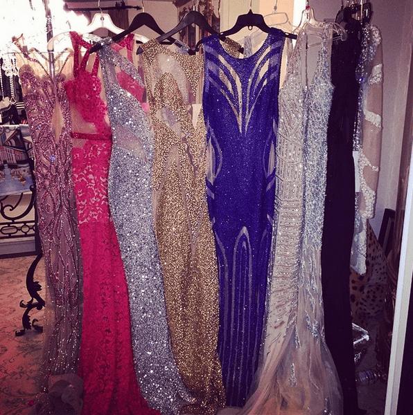 Фото №23 - Звездный Instagram: «Грэмми-2015»