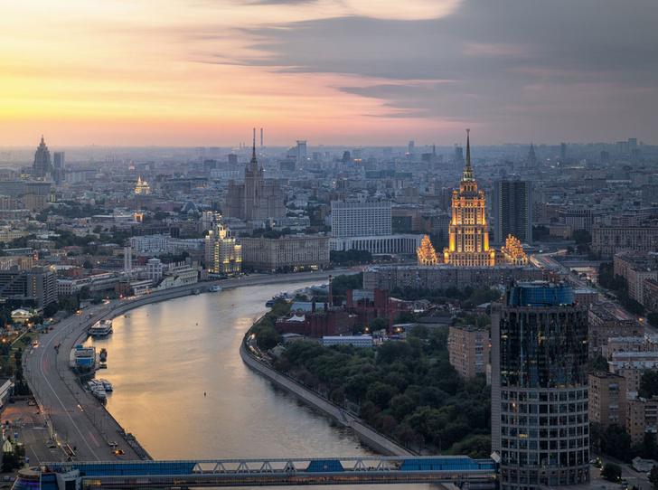 Фото №6 - На высоте: где искать лучшие панорамные виды Москвы