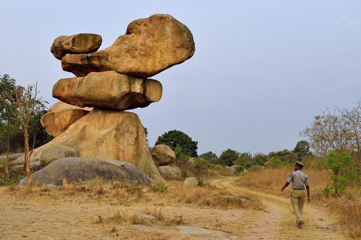 Фото №1 - Балансирующие камни, или Cказки Великого Зимбабве