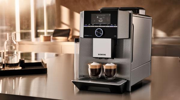 Фото №9 - Личный бариста: инновационные возможности новой кофемашины Siemens
